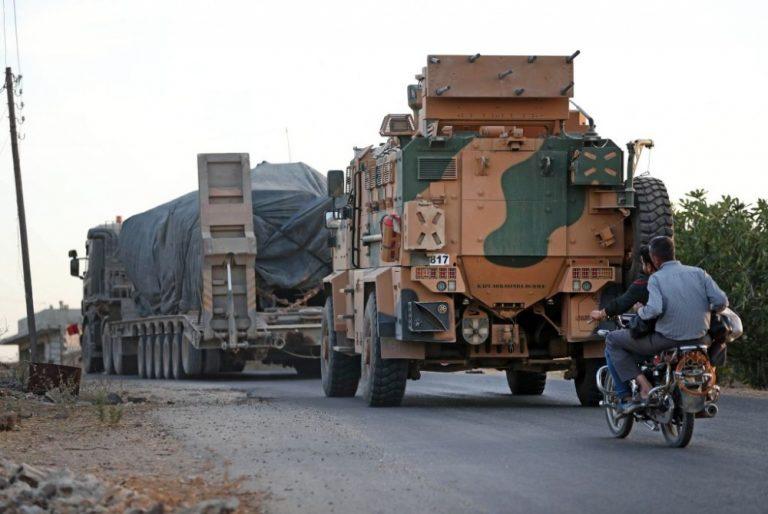 تركيا تخلي نقطتي مراقبة جديدتين لها بريفي حلب وإدلب