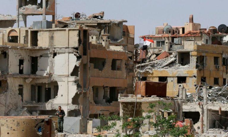 النظام يستولي على عشرات المنازل في الغوطة الشرقية