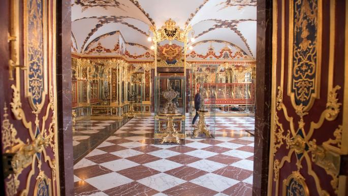 شرطة ألمانيا تعتقل متهما رابعا في سرقة مجوهرات متحف دريسدن