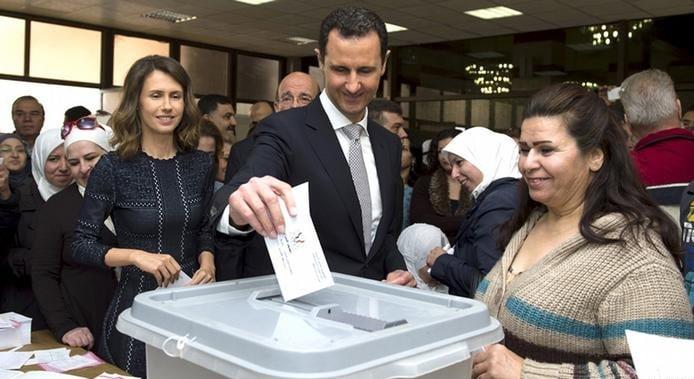 الأمم المتحدة: انتخابات نظام الأسد ليست ضمن العملية السياسية