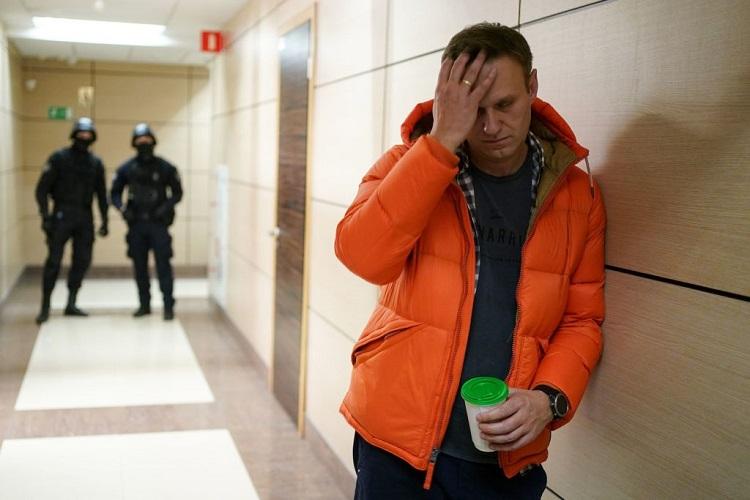 روسيا.. طبيب نافالني يقول انه قد يتوفى في أي لحظة