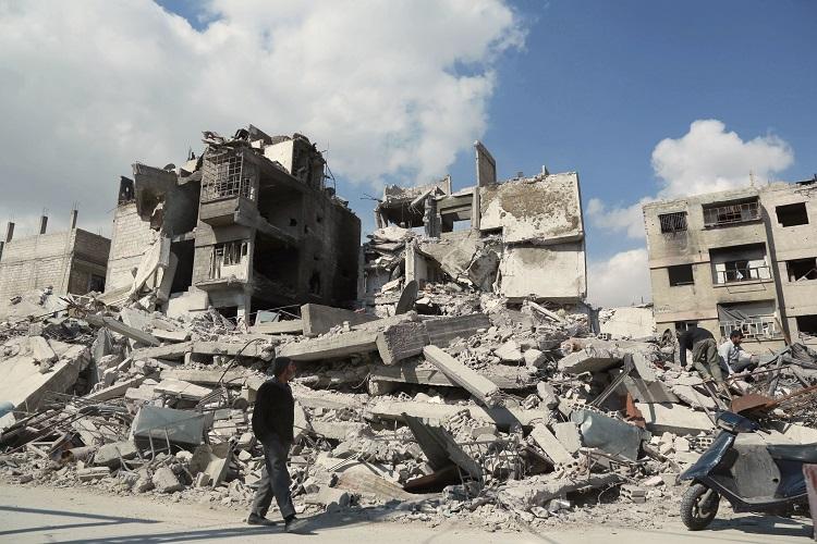 الصليب الأحمر: 80% من الشعب السوري يعتمدون على المساعدات