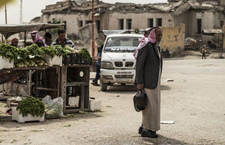 بيان يدين اعتداء نظام الأسد على أملاك المدنيين في ريف الرقة الشرقي