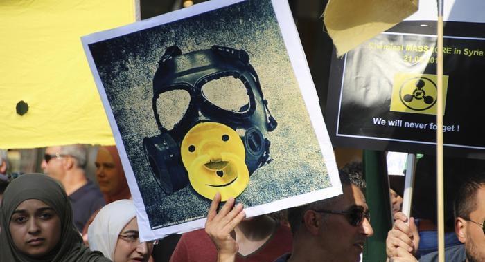 منظمة حظر الأسلحة الكيميائية تعلق عضوية سوريا بسبب استخدام الأسد المتكرر للسلاح المحرم دوليا