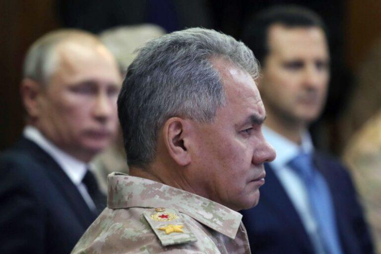 شويغو: العمليات العسكرية في سوريا ساعدت الجيش الروسي على فحص الأسلحة